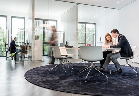 LIST Gruppe LIST Develop Residential Mitarbeiter Büro