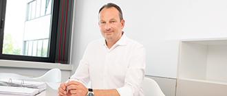 Geschäftsführer LIST BiB Bielefeld