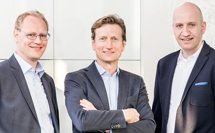 LIST AG Vorstand