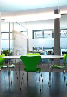 LIST Gruppe LIST Invest Unternehmen Büro Raum