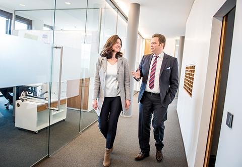 LIST Gruppe LIST Invest Unternehmen Mitarbeiter Büro