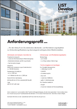 Thumbnail Anforderungsprofil LIST Develop Residential