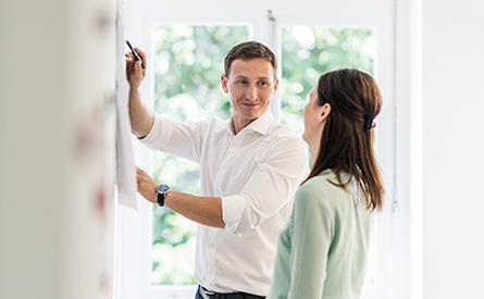LIST Gruppe LIST Develop Commercial Mitarbeiter