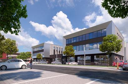 List Bau Nordhorn list gruppe verwaltungsgebäude essen