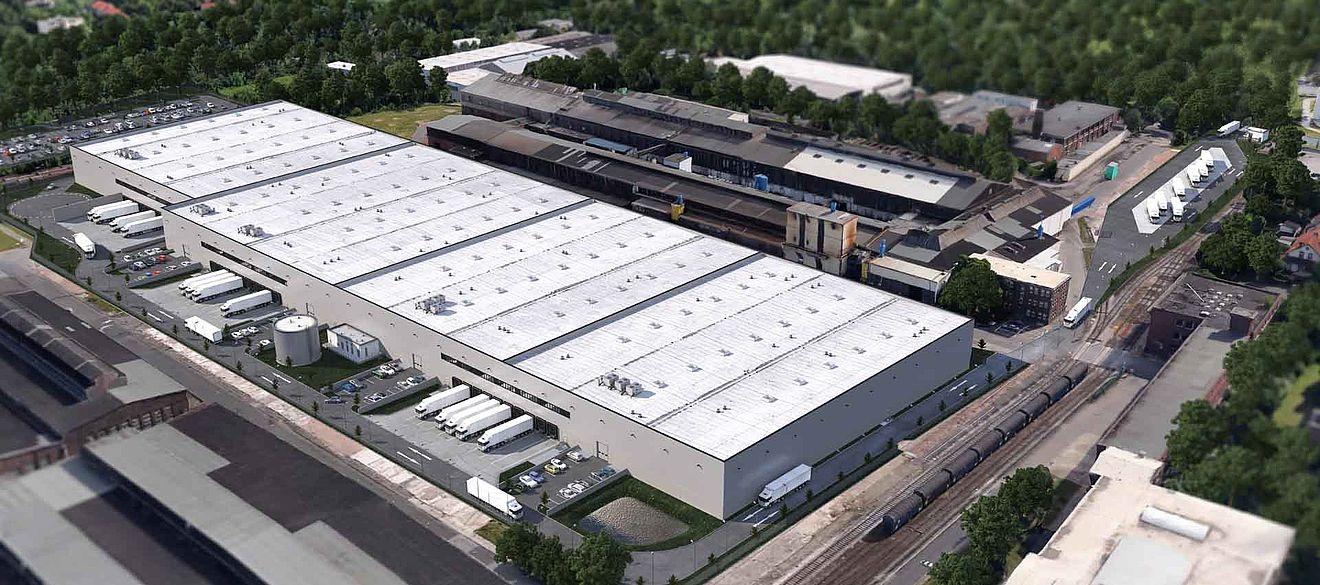 List Bau Nordhorn list gruppe logistikzentrum erfurt