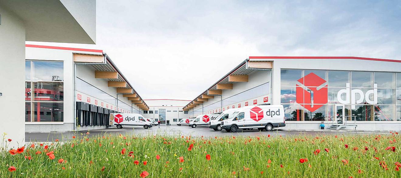 List Gruppe Dpd Depot Nagold