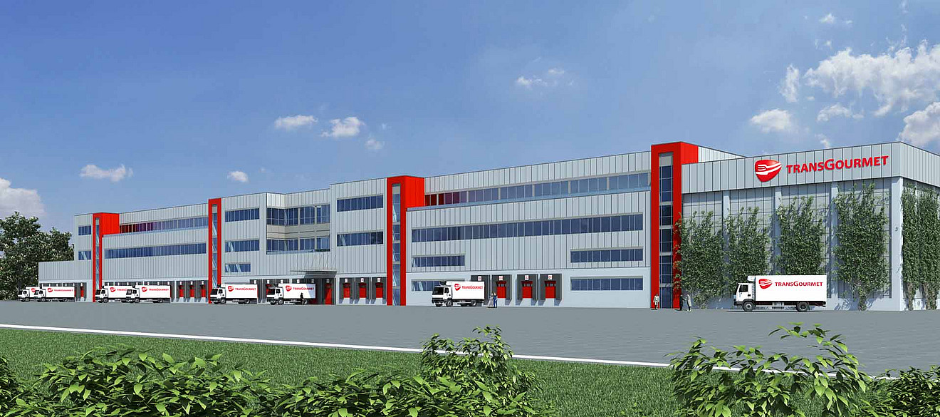 List Bau Nordhorn list gruppe logistikzentrum hamburg