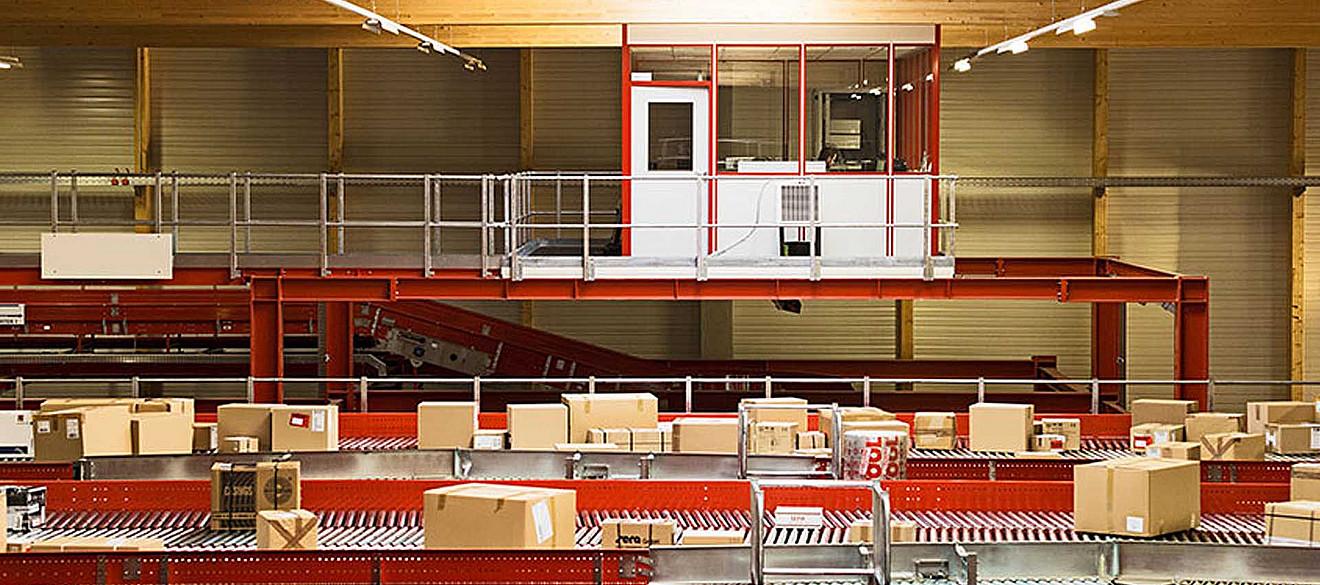 List Gruppe Erweiterung Dpd Depot Nürnberg