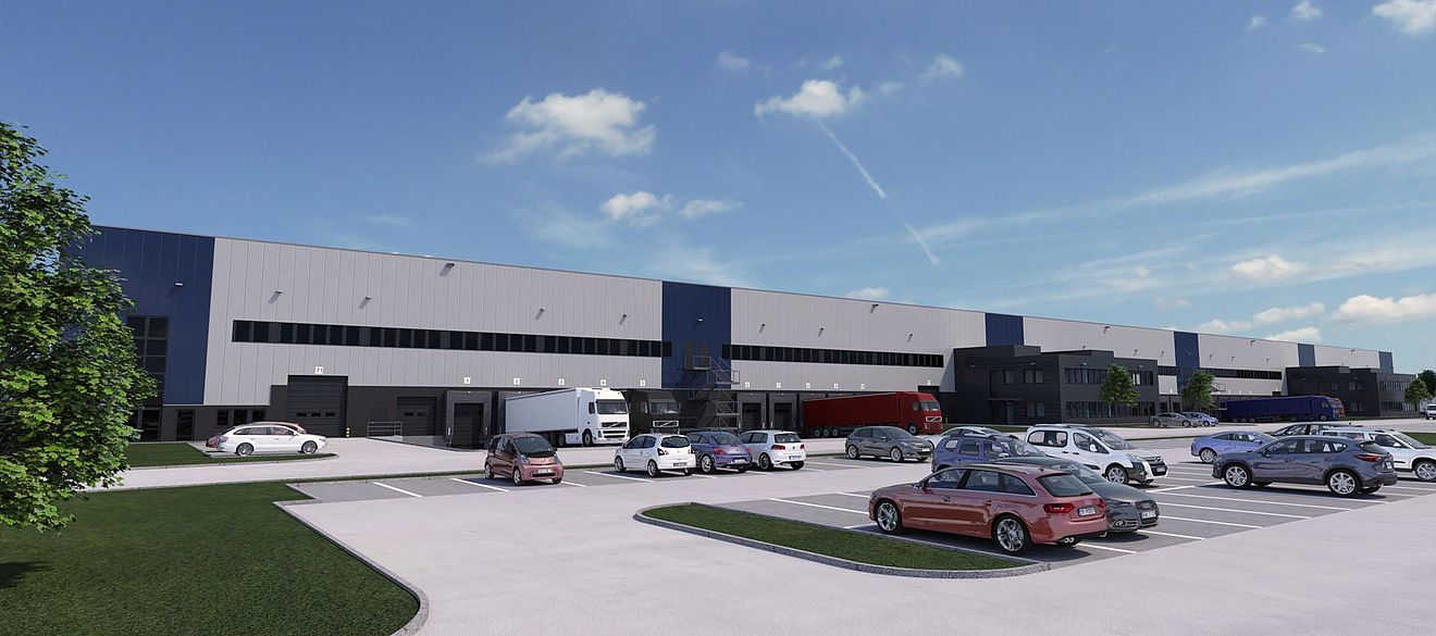 List Bau Nordhorn list gruppe logistikzentrum airpark berlin dc1