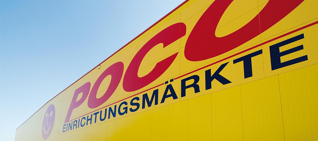 List Gruppe Poco Möbelmarkt Münster